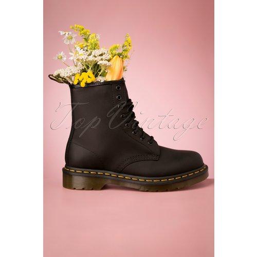 Greasy Ankle Boots en Noir - Dr. Martens - Modalova