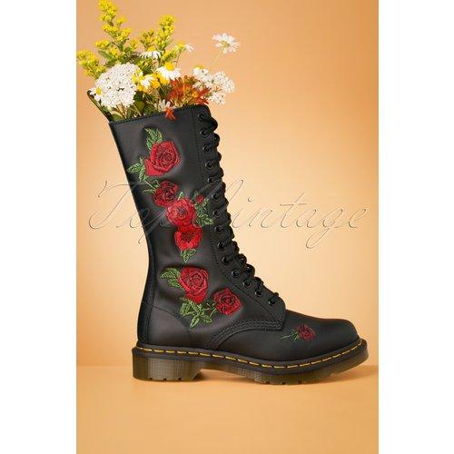 Vonda Softie T Boots in Black - Dr. Martens - Modalova