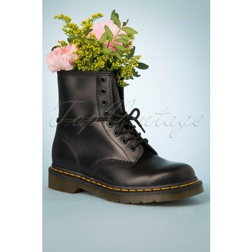 Smooth Ankle Boots en Noir - Dr. Martens - Modalova