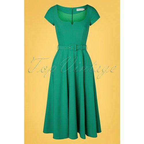 Ivy Swing Dress Années 50 en - Zoe Vine - Modalova