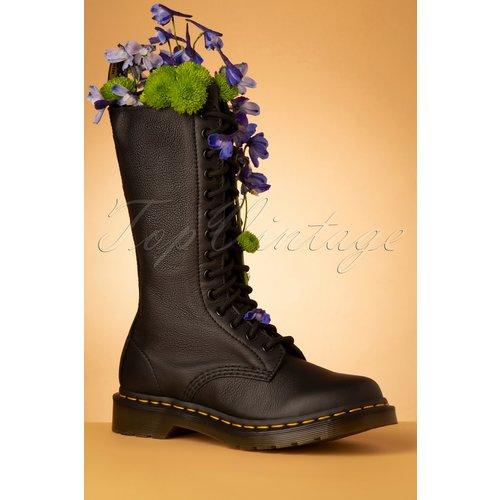 B99 Virginia Boots en Noir - Dr. Martens - Modalova