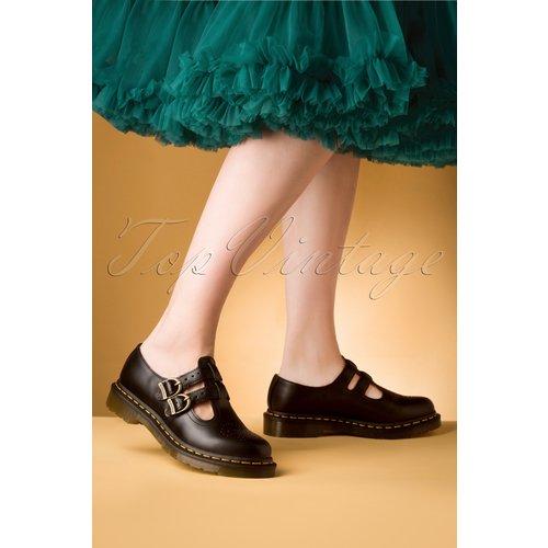 Smooth Mary Jane Shoes en Noir - Dr. Martens - Modalova