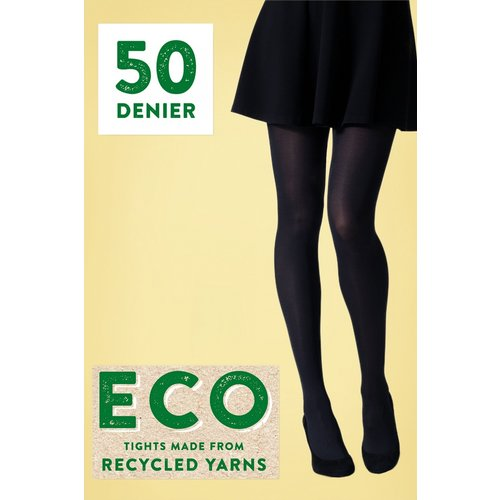Eco Yarn Tights Années 60 en 50 deniers - gipsy - Modalova