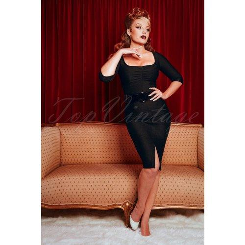Darlene Pencil Dress Années 50 en - glamour bunny - Modalova