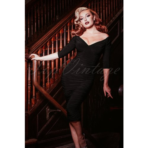 Robe Crayon Marilyn Années 50 en - glamour bunny - Modalova