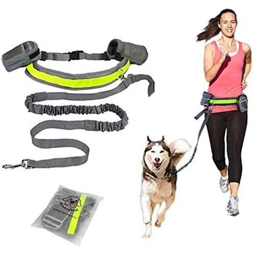 £9.99 instead of £39.99 (from hey4beauty) for a hands-free dog running lead - save 75%