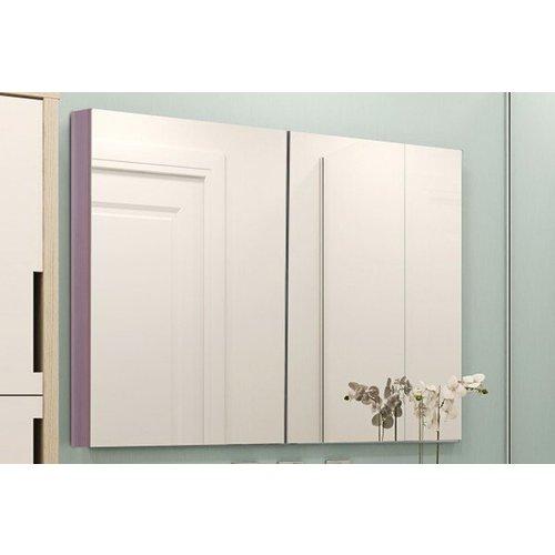 Wall Mount Mirrored Bathroom Cabinet