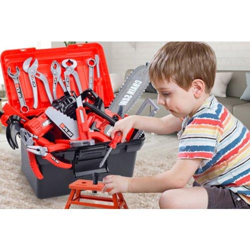 Kids' Toy Tools Set inc. Power Drill!