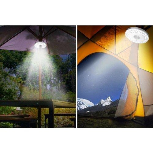 Led Garden Parasol Light - 48-Led