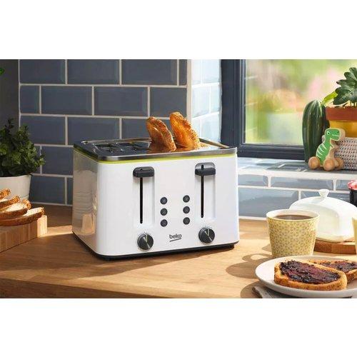 Beko 4 Slice Toaster