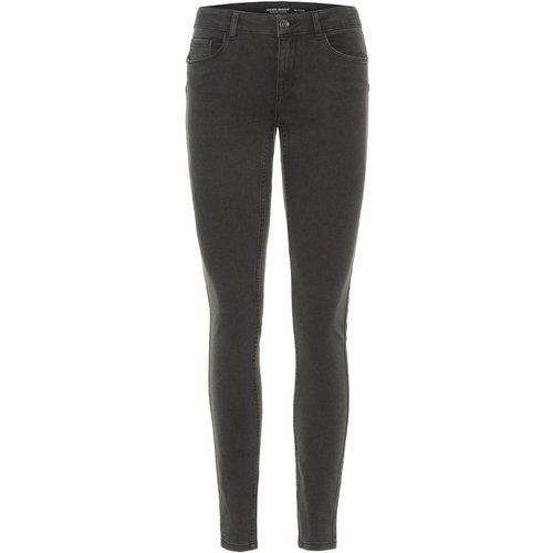Vmseven Normal Waist Jean Slim Women grey - Vero Moda - Modalova