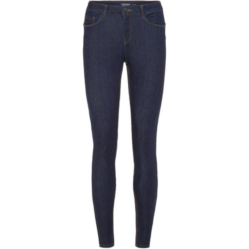 Vmseven Normal Waist Jean Slim Women blue - Vero Moda - Modalova
