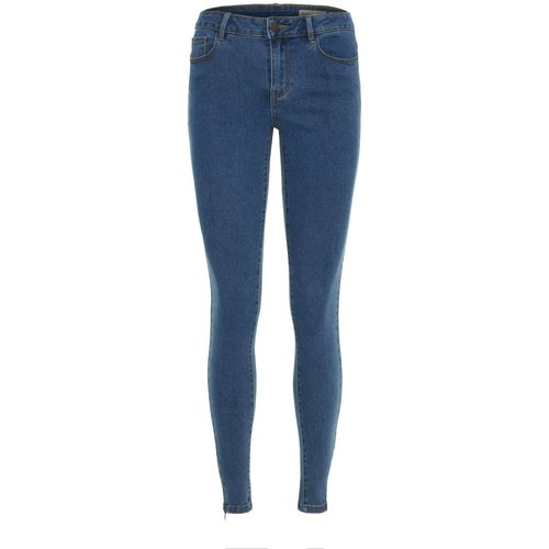 Vmseven Normal Waist Leggings Women blue - Vero Moda - Modalova