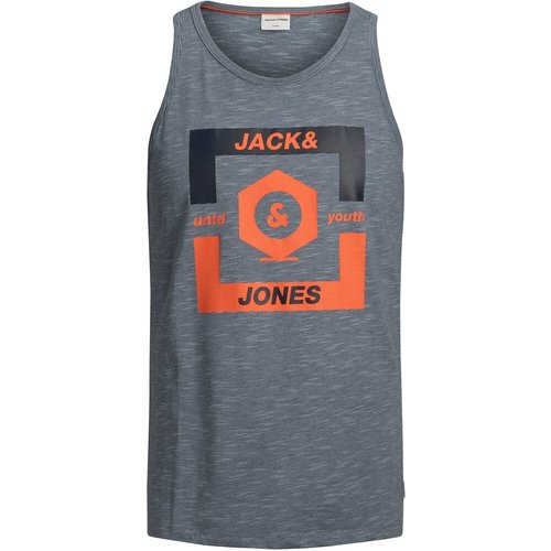 Imprimé Débardeur Men grey - jack & jones - Modalova
