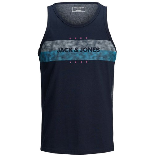 Imprimé Débardeur Men blue - jack & jones - Modalova