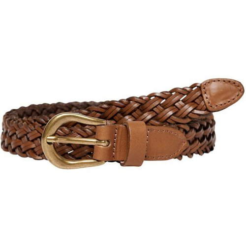 Curvy Tressée Ceinture Women Brown - Only - Modalova