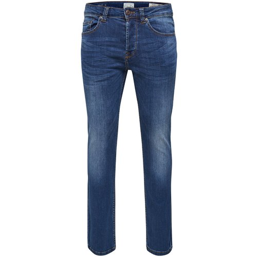 ONSWEFT MED BLUE JEAN COUPE CLASSIQUE - Only & Sons - Modalova