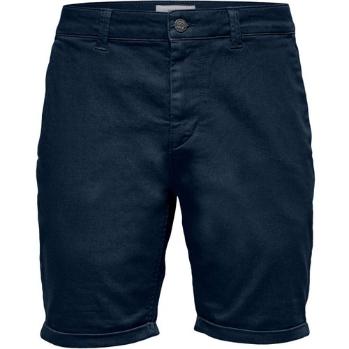 COULEUR UNIE SHORT CHINO - Only & Sons - Modalova
