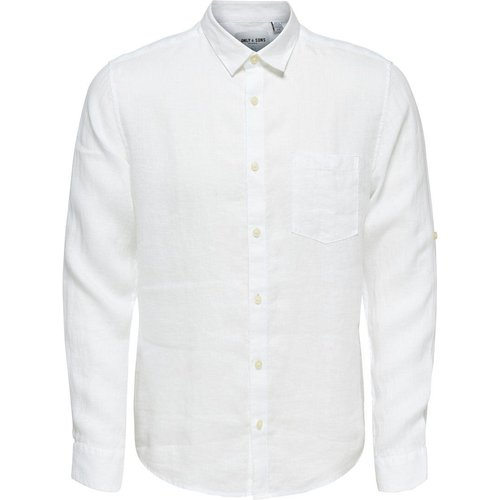 MANCHES LONGUES CHEMISE - Only & Sons - Modalova