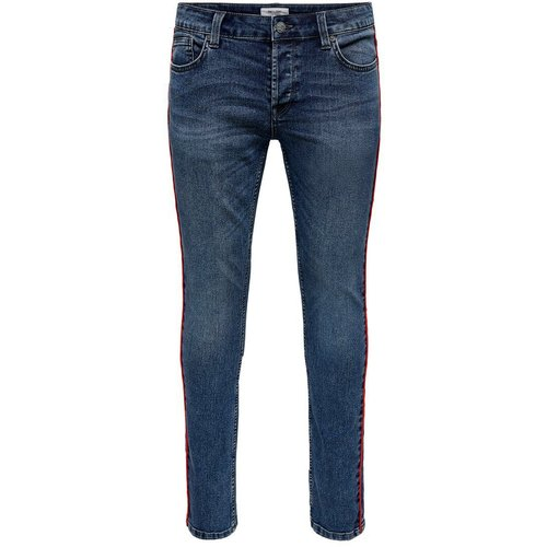 ONSVPLOOM SLIM PASSEPOIL JEAN SLIM - Only & Sons - Modalova