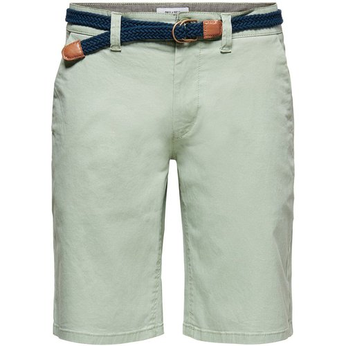 COUPE DROITE SHORT CHINO - Only & Sons - Modalova