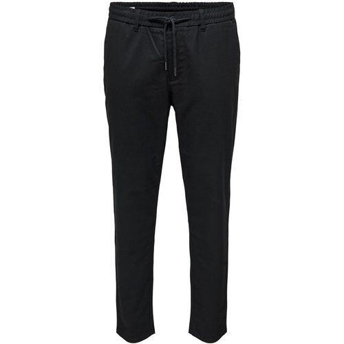 Classique Pantalon Men black - Only & Sons - Modalova