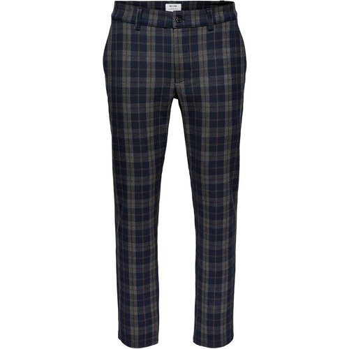 Classique Pantalon Men blue - Only & Sons - Modalova