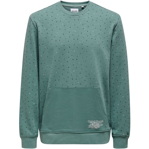 IMPRIMÉ SWEAT-SHIRT - Only & Sons - Modalova