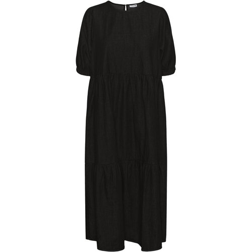 Longue Robe En Jean Women black - Noisy May - Modalova