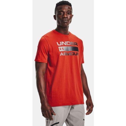 T-shirt à manches courtes UA Team Issue Wordmark - Under Armour - Modalova