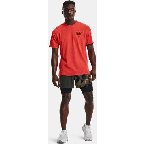 T-shirt à manches courtes UA Run Anywhere - Under Armour - Modalova