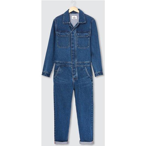 Combinaison pantalon en jean - Bizzbee - Modalova