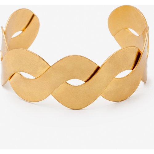 Bracelet tressé métallique GLD  - Boden - Modalova