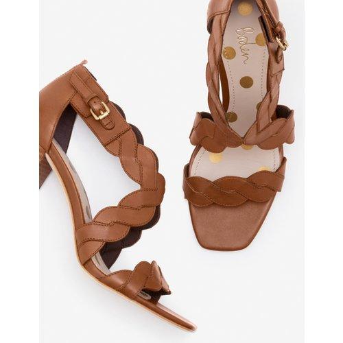 Chaussures à talons Rosalie TAN  - Boden - Modalova