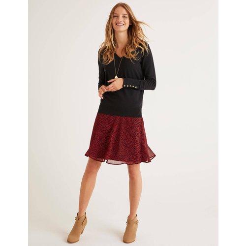 Mini-jupe Astolat RED  - Boden - Modalova