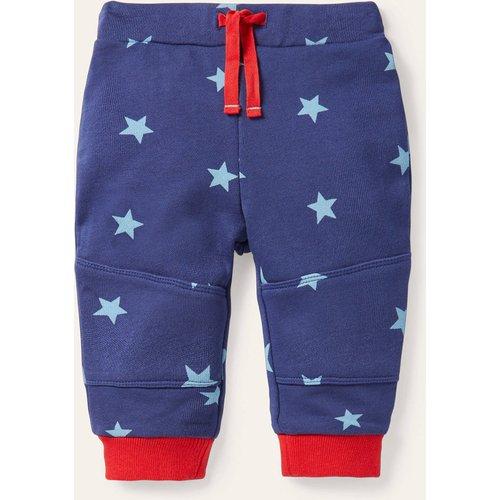 Pantalon en jersey à genoux renforcés NAV Bébé Boden - Baby - Modalova