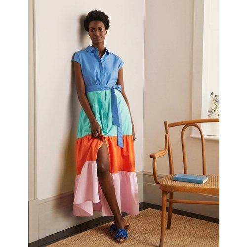 Robe-chemise longue Betty PBL  - Boden - Modalova
