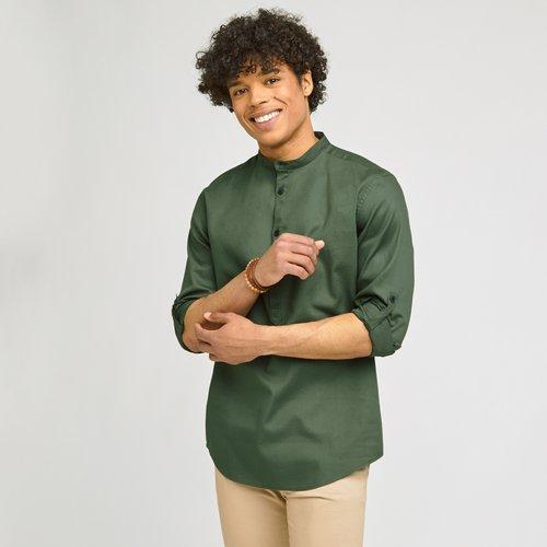 Chemise col boutonné / - Brice - Modalova