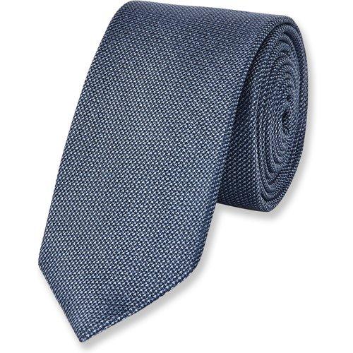 Cravate en soie Bleu Homme - Brice - Modalova
