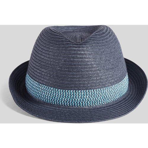 Chapeau de paille souple Bleu Homme - Brice - Modalova