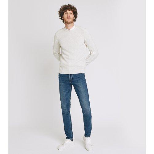 Jean slim #Tom dirty Bleu Homme - Brice - Modalova