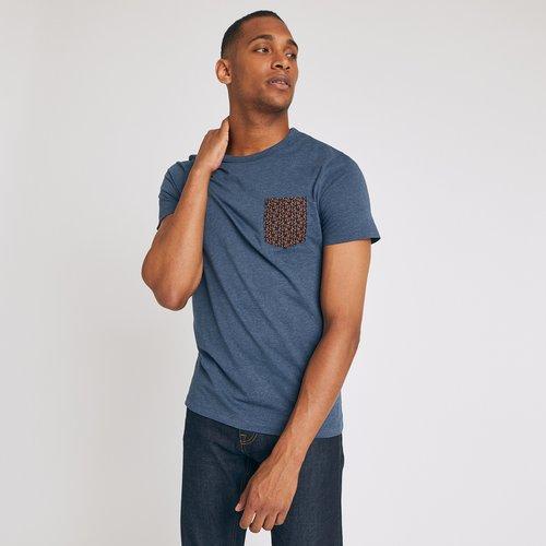 T-shirt pyjama col rond manches courtes motif ours - Brice - Modalova