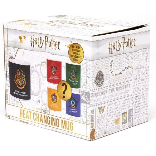 Claire's Mug qui change sous l'effet de la chaleur Maisons de Poudlard ™ – - Harry Potter - Modalova