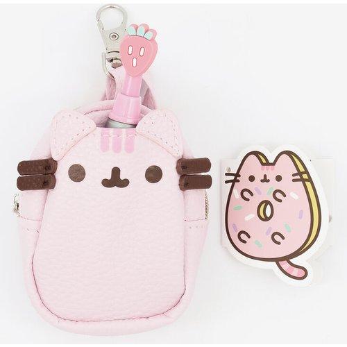 Claire's Porte-clés mini sac à dos à sequins ® - Pusheen - Modalova