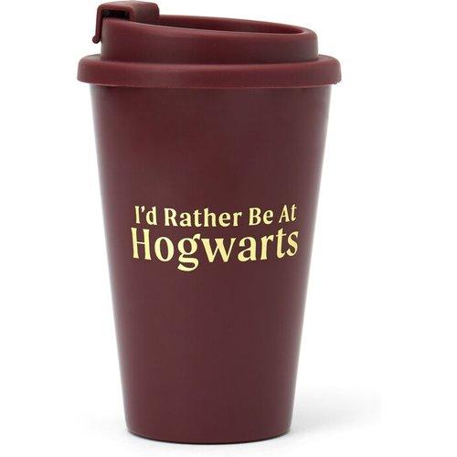 Claire's Mug de voyage « I'd Rather Be At Hogwarts » ™ – - Harry Potter - Modalova