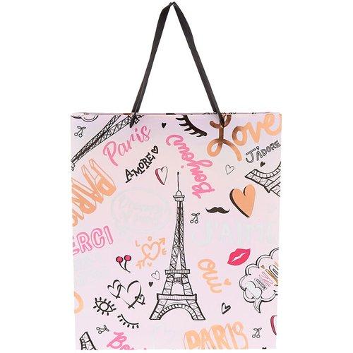 Sac cadeau de taille extra large thème Paris - Claire's - Modalova
