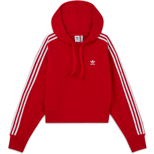 Hoodie Court Stripes Rouge/blanc - adidas Originals - Modalova