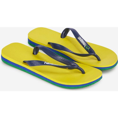 Brasil Layers Jaune/bleu - Havaianas - Modalova