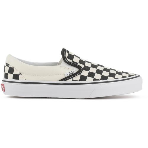 Slip-on Checker Noir/blanc - Vans - Modalova