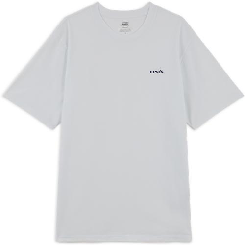 Tee Shirt Relaxed Small Logo / - Levis - Modalova